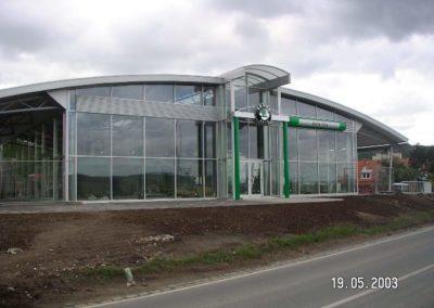 2002 Autosalon Elso Praha – Čakovice