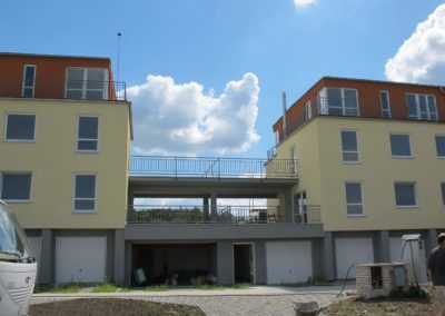 2004 Bytový dům Jabkenice