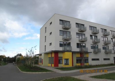 2008 Praha – Ubytovna Akademie věd