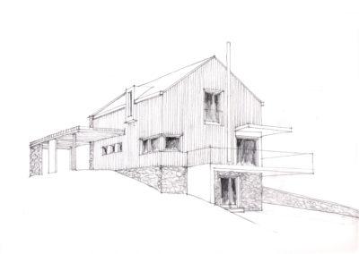 2011 Rodinný dům Příbram