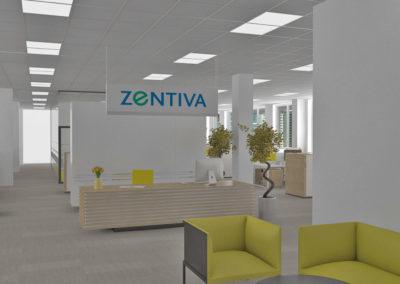 2017 Praha – Zentiva průmyslová budova